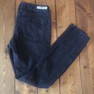 Express Zelda Slim Fit Low Rise Size 10R Jeans